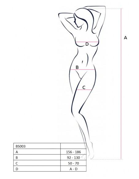 Bodystocking BS003