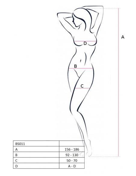 Bodystocking BS011