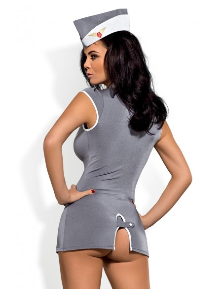 Obsessive kostum Stewardess
