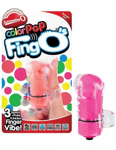 Vibracijski obroček Fing O - Screaming O