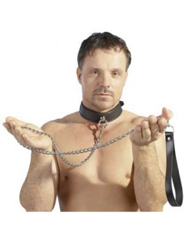 Leather Leash - Zado