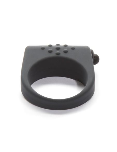 Vibracijski erekcijski obroček Secret Weapon - 50 Shades of Grey