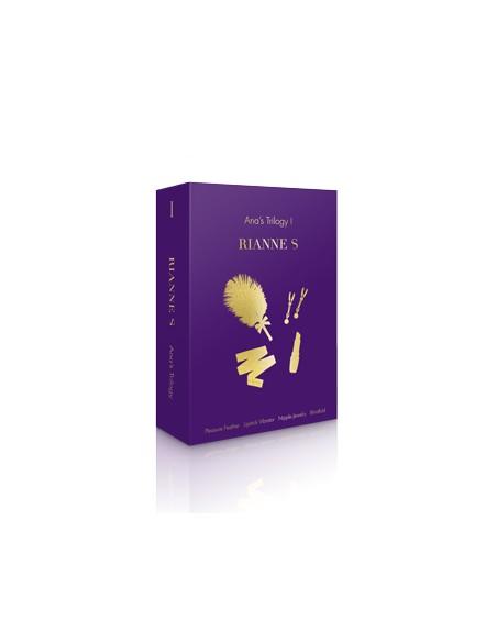 Darilni set Ana's Trilogy - Rianne S