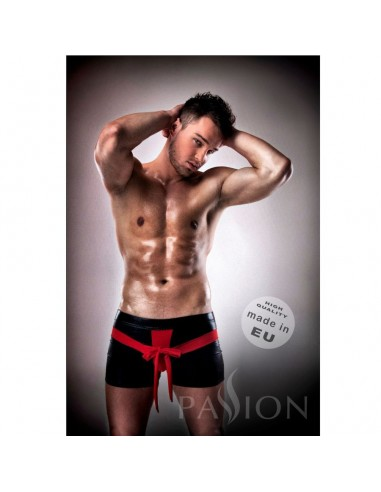 Boxer Red/Black Passion