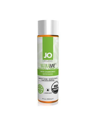 Organic Lubrikant 120 ml - System JO