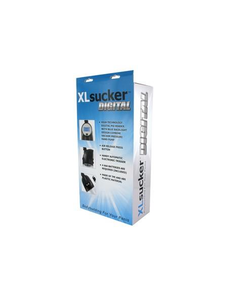 Digitalna erekcijska črpalka XLsucker