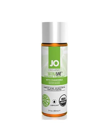 Organic Lubrikant 60 ml - System JO