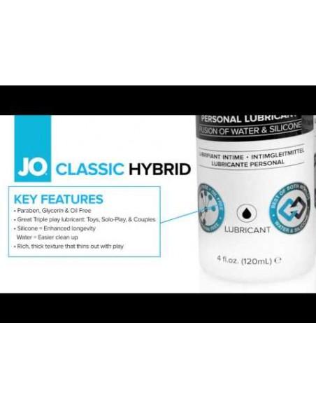 Hybrid Lubrikant 120 ml - System JO