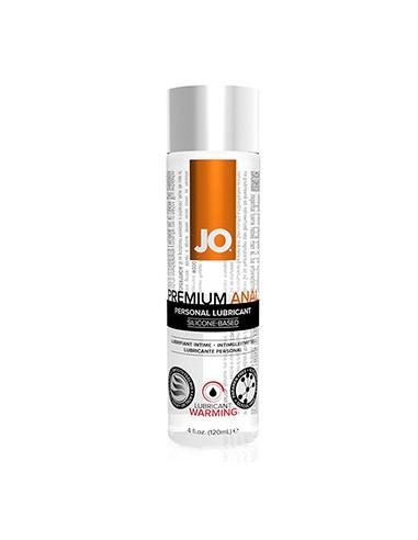 Silikonski analni lubrikant Warming 135 ml - System JO
