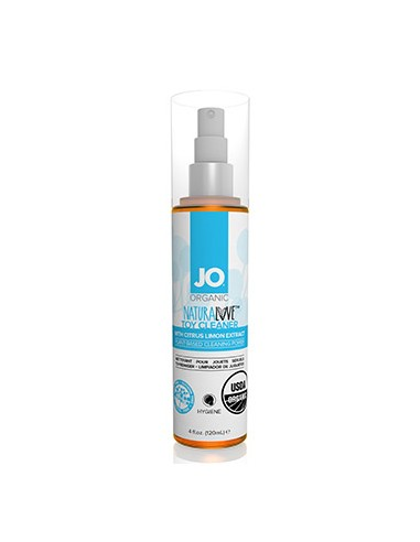 Organic Toy Cleaner 120 ml - System JO