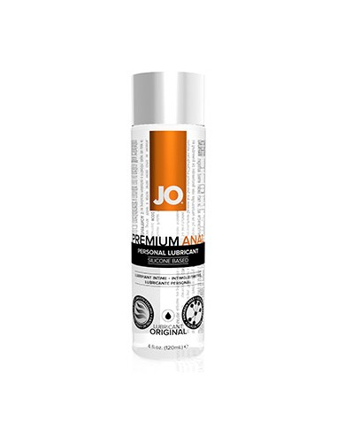 Silikonski analni lubrikant 135 ml - System JO