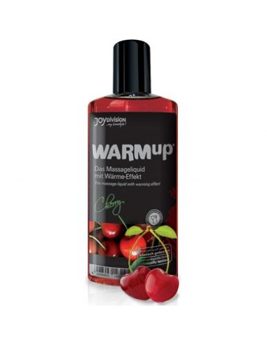 Masažno olje Češnja WARMup - Joydivision