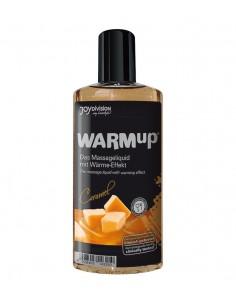 Masažno olje Caramel WARMup - Joydivision