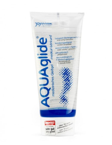 Medicinski lubrikant na vodni osnovi AQUAglide 200 ml