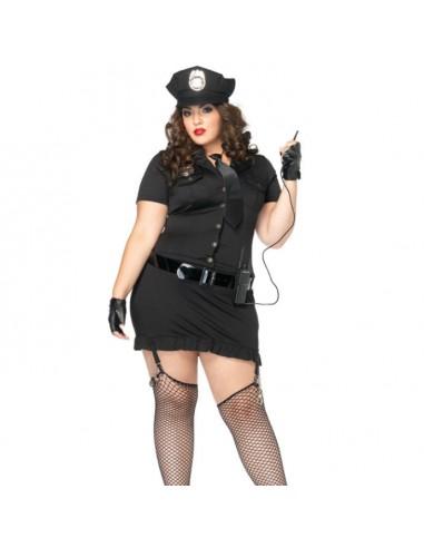 Kostum Dirty cop - Leg Avenue