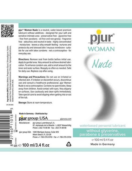 Lubrikant Pjur Woman Nude 100 ml