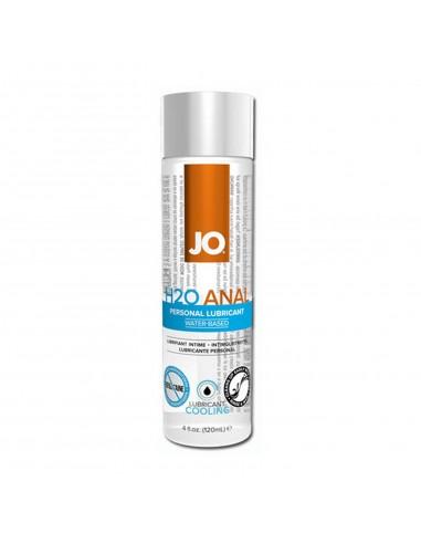 H2O Analni lubrikant Cool 120 ml - System JO