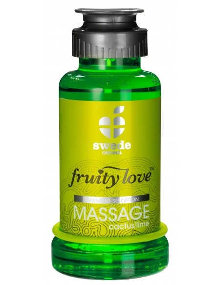 Fruity Love Massage darilni set - Swede