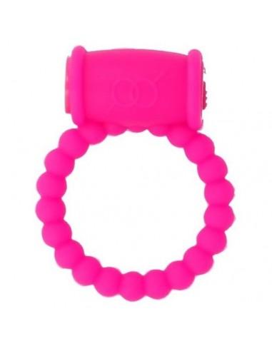 Vibracijski obroček Casual Love ring pink