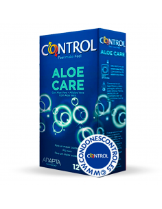 Kondomi Control Aloe Care 12 kom