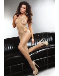 Bodystocking Ivette beige