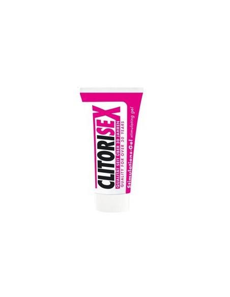 Clitorisex stimulacijski gel za ženske 25 ali 40 ml