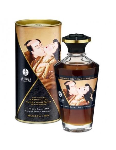 Masažno olje Afrodiziak Intimate kisses