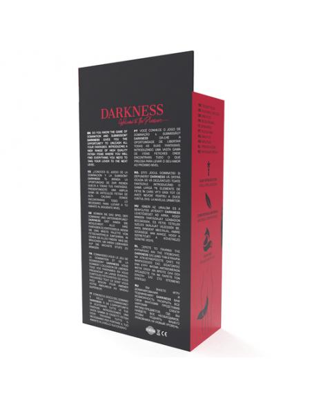 Analni čep - rep iz umetnega krzna - Darkness