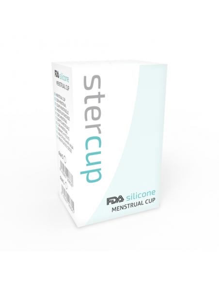 Silikonska Menstrualna skodelica Stercup S Aquamarina