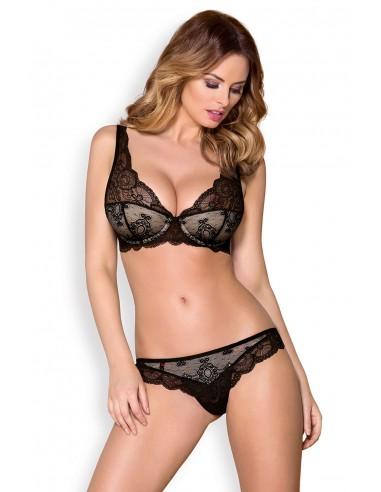 Komplet erotičnega perila 853-SET-1 - Obsessive