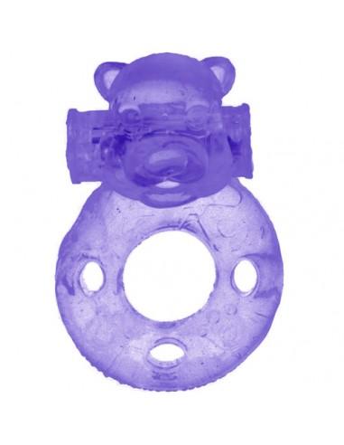 Vibracijsjki obroček Casual Love Purple