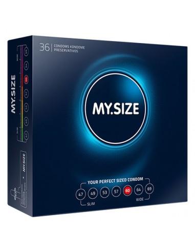 Kondomi My size 36 kom - izberi svojo velikost