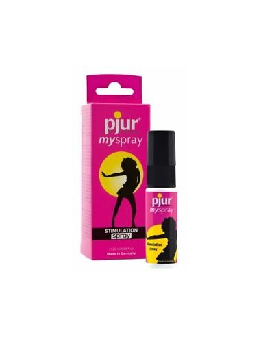 Stimulacijski spray za ženske Pjur MySpray 20 ml