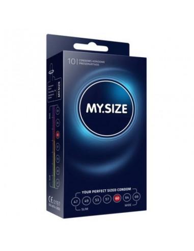 Kondomi My size 10 kom - izberi svojo velikost