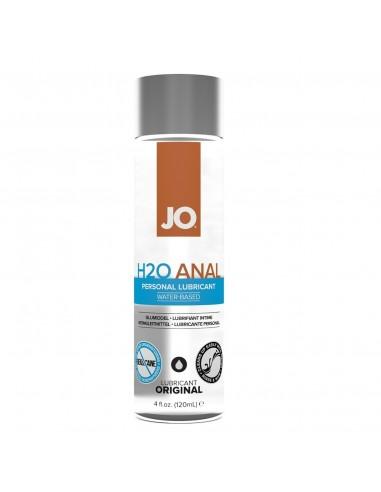 Analni H2O Lubrikant 120 ml - System JO