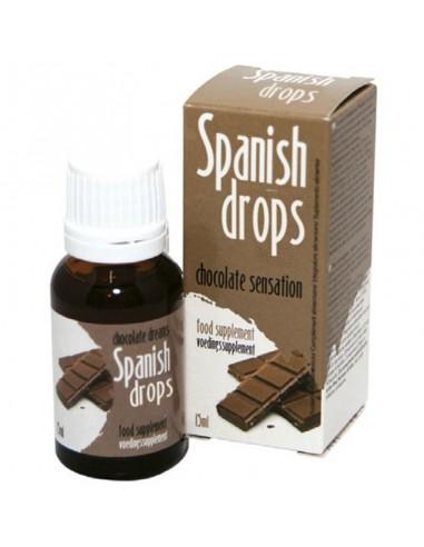 Španska muha z okusom čokolade 15 ml