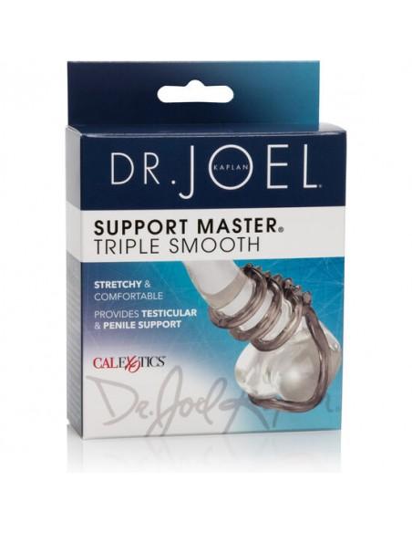 Erekcijski obročki dr. Joel Triple Master Smooth Penis Ring