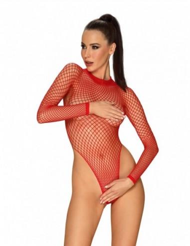 Body B126 Red - Obsessive