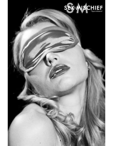 Maska za oči Satin Sex & Mischief