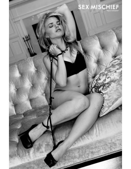 Nastavljiv Bondage komplet  Sex & Mischief