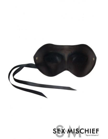 Maska neprosojna -  Blackout Sex&Mischief