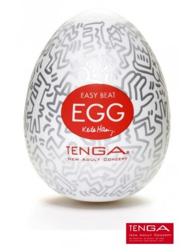Egg PARTY Keith Haring - Tenga