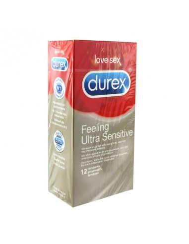 Kondomi Durex - Feeling Ultra Sensitive 12 kom