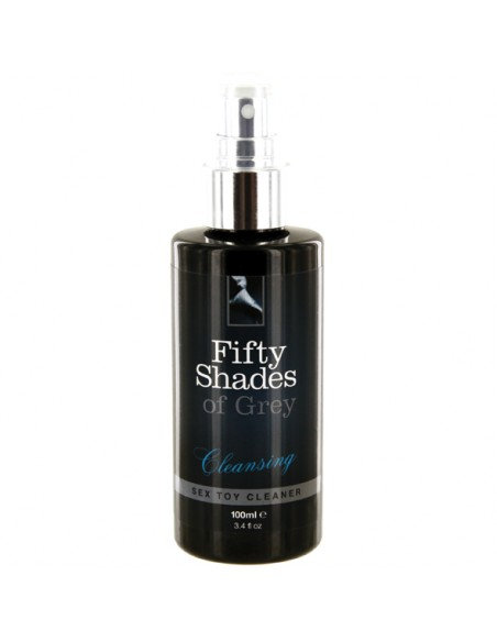 Čistilo za erotične igračke - 50 Shades of Grey