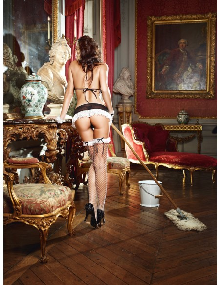 Kostum Sexy šlužkinja S/M - Baci