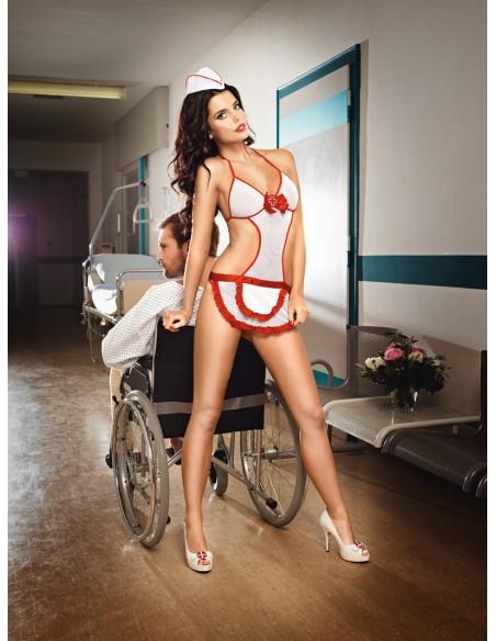 Kostum Medicinska sestra Candy - Baci