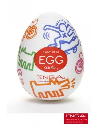 Egg STREET Keith Haring - Tenga