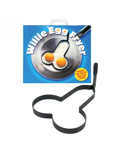 Model za jajčka Fryer Willie - Spencer & Fleetwood