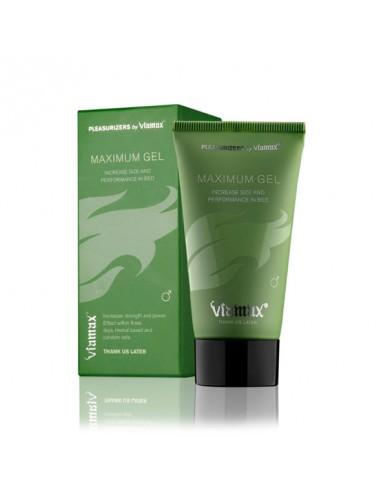 Erekcijski gel za moške Viamax Maximum 50 ml