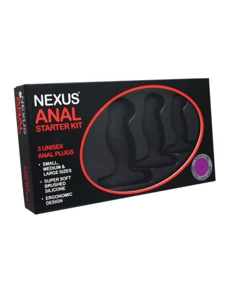 Nexus - Anal Starter set